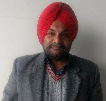 Sukhbir Singh Dhaliwal